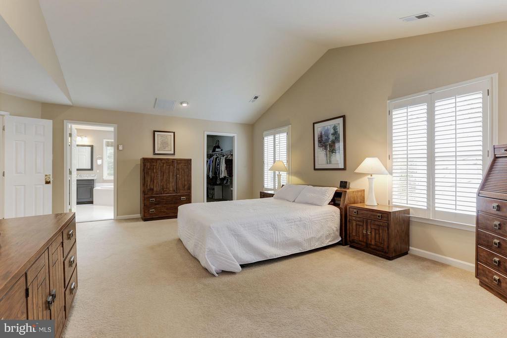 Bedroom (Master) - 1316 DASHER LN, RESTON