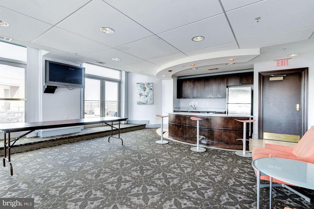 Community room - 3600 S GLEBE RD S #428W, ARLINGTON
