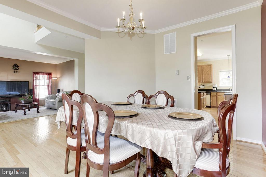 Dining Room - 7809 ALLOWAY LN, BELTSVILLE