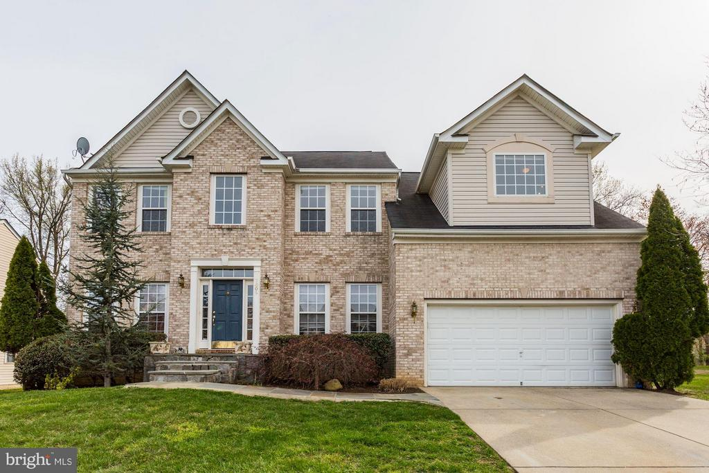 Front Picture - 7809 ALLOWAY LN, BELTSVILLE