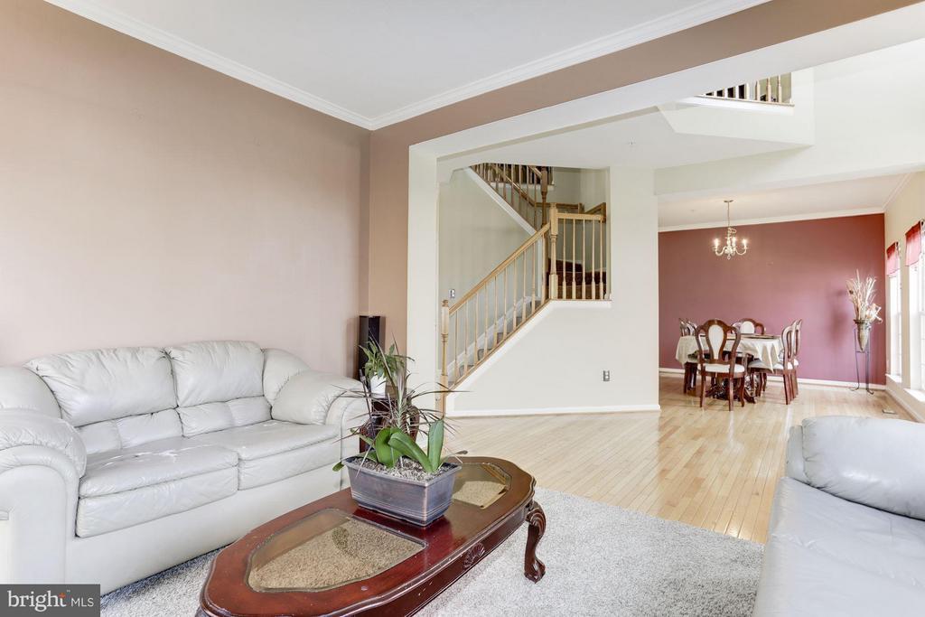 Living Room - 7809 ALLOWAY LN, BELTSVILLE