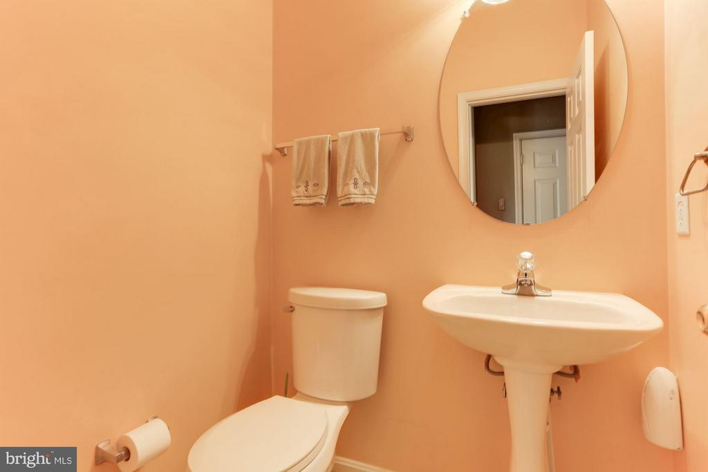 Bath for Visitors at the Main Level - 7809 ALLOWAY LN, BELTSVILLE