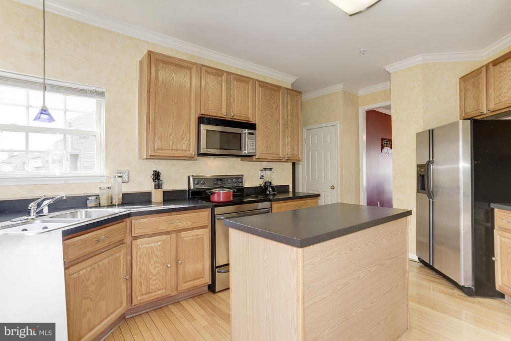 Kitchen - 7809 ALLOWAY LN, BELTSVILLE