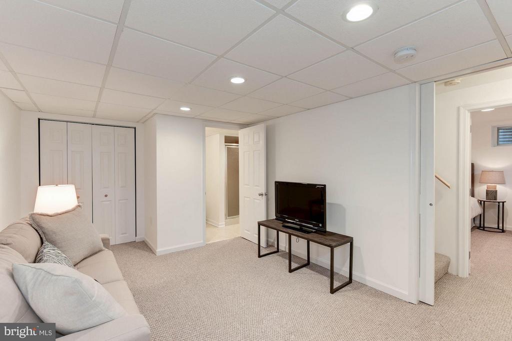 Basement Rec Room - 2524 FLORIDA ST N, ARLINGTON