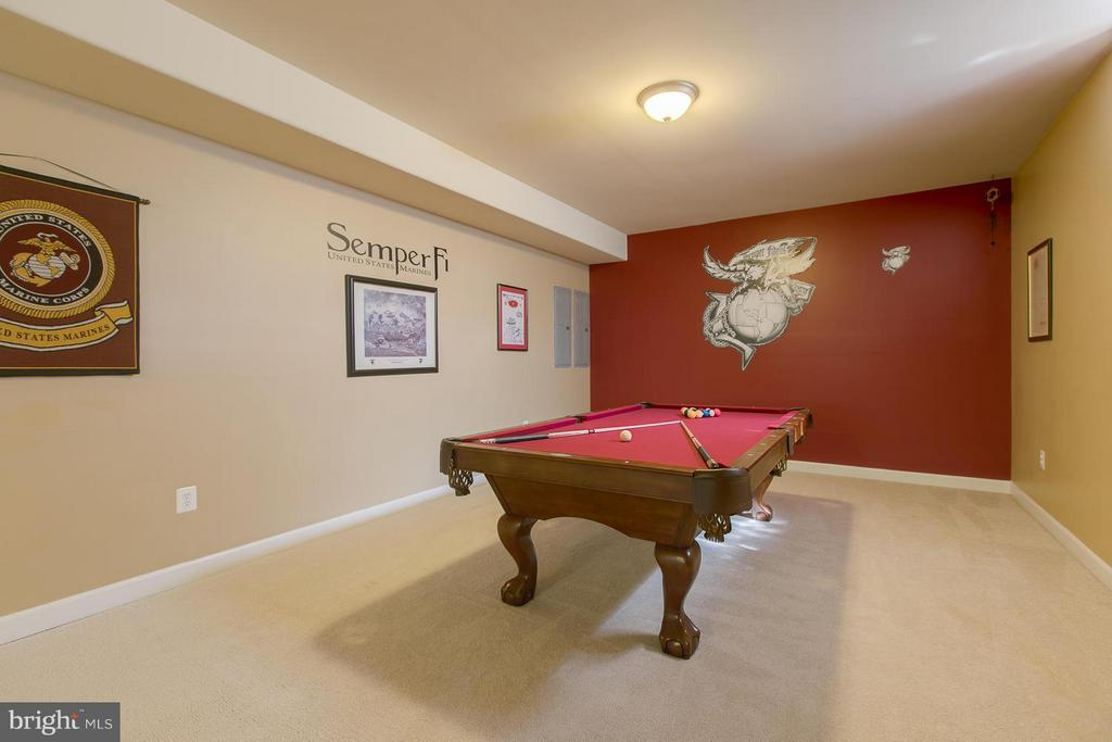 Basement - 5 BAINBRIDGE CT, STAFFORD