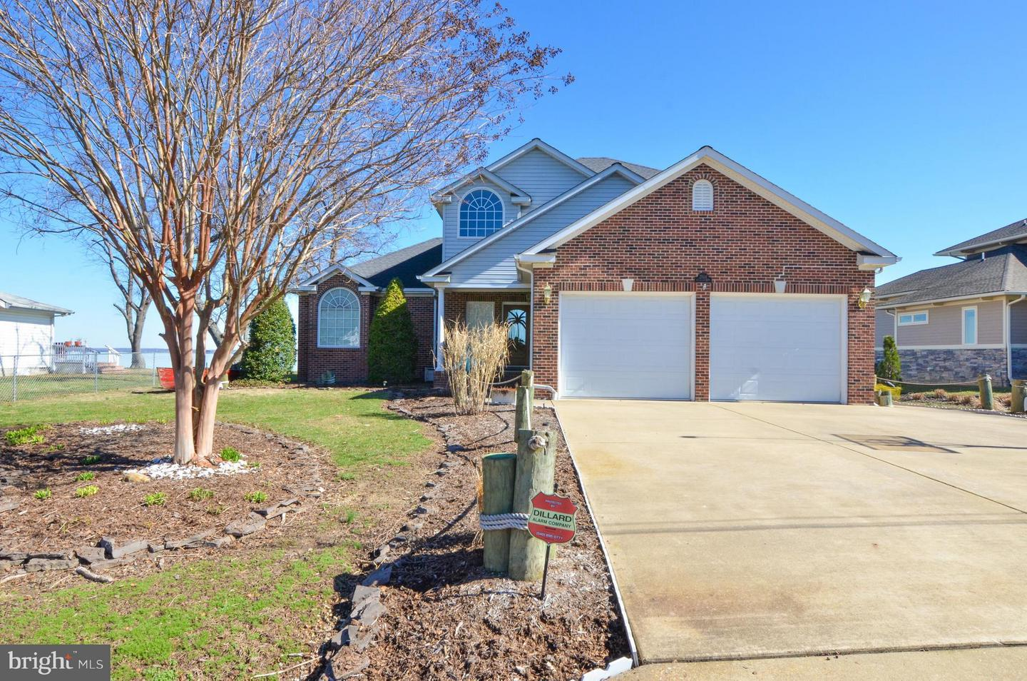 Single Family Home for Sale at 2904 Riverview Drive 2904 Riverview Drive Colonial Beach, Virginia 22443 United States