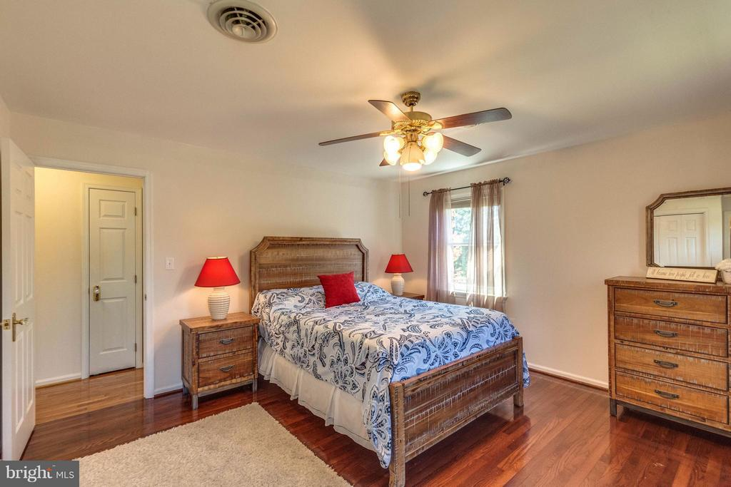 Bedroom (Master) - 10257 MEADOW FENCE CT, MYERSVILLE