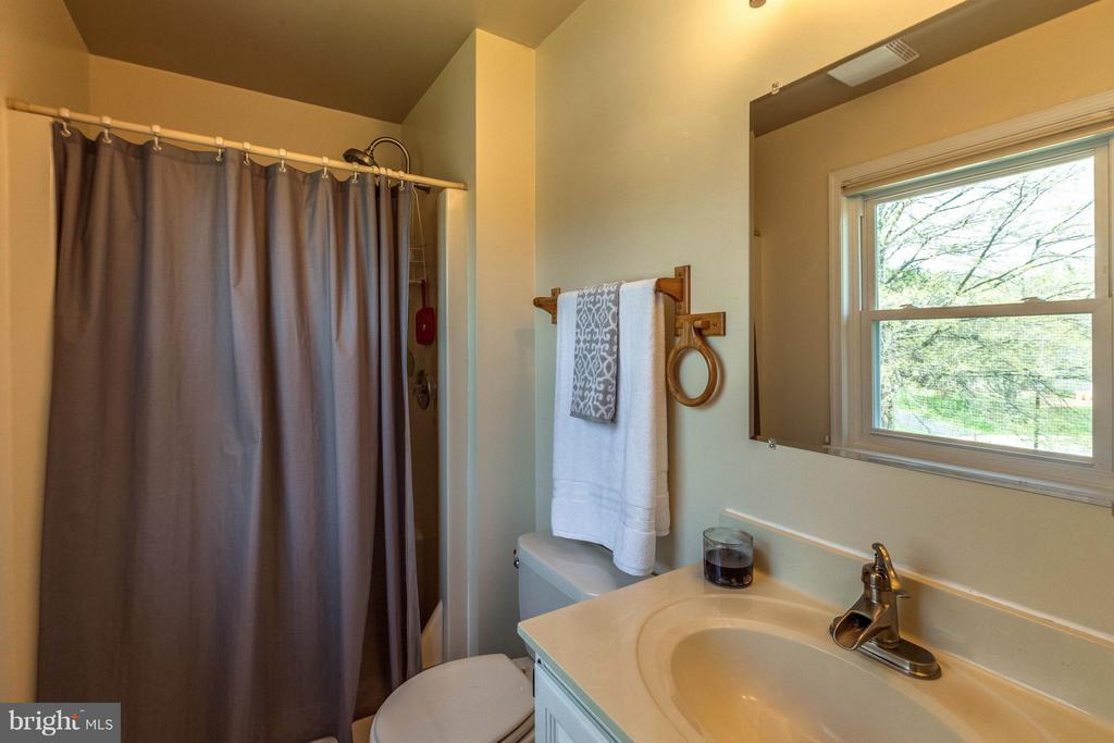Master Bath in the master bedroom - 10257 MEADOW FENCE CT, MYERSVILLE