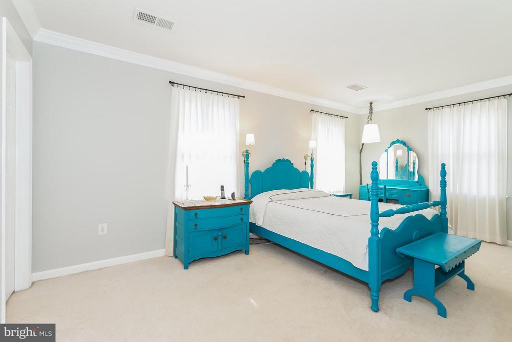 Bedroom - 7235 KINGS ARM DR, MANASSAS