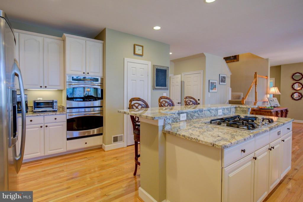 Stainless Steel appliances - 43531 FIRESTONE PL, LEESBURG