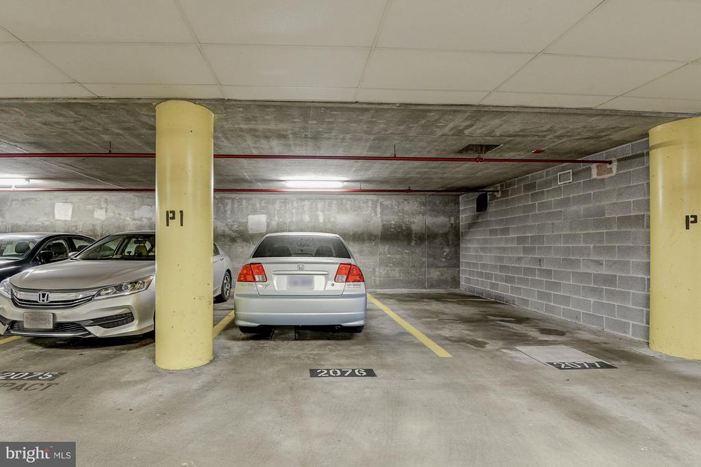 Reserved parking on G1! - 1024 UTAH ST #721, ARLINGTON
