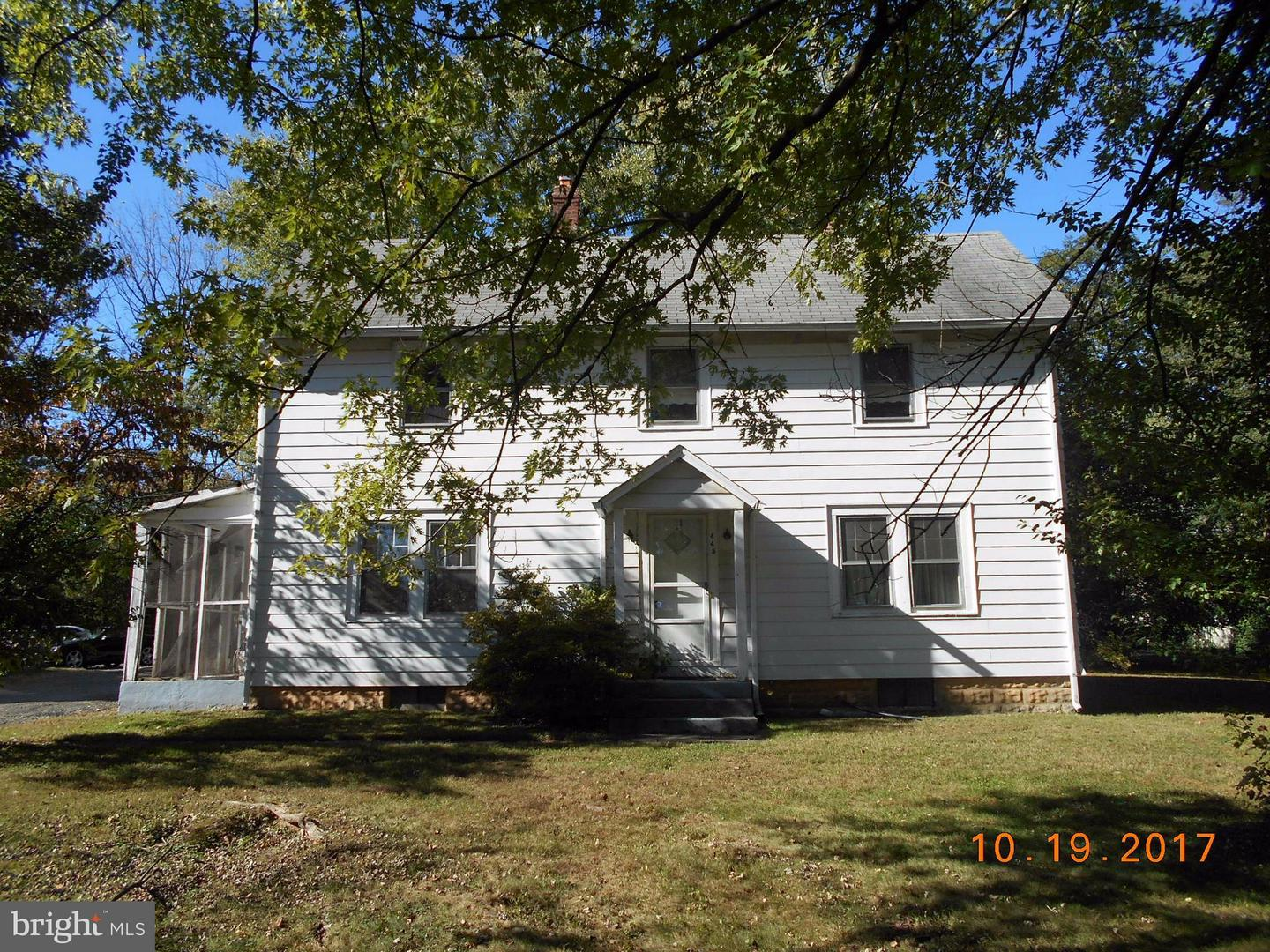 Single Family Home for Sale at 445 Courthouse Rd Sw 445 Courthouse Rd Sw Vienna, Virginia 22180 United States