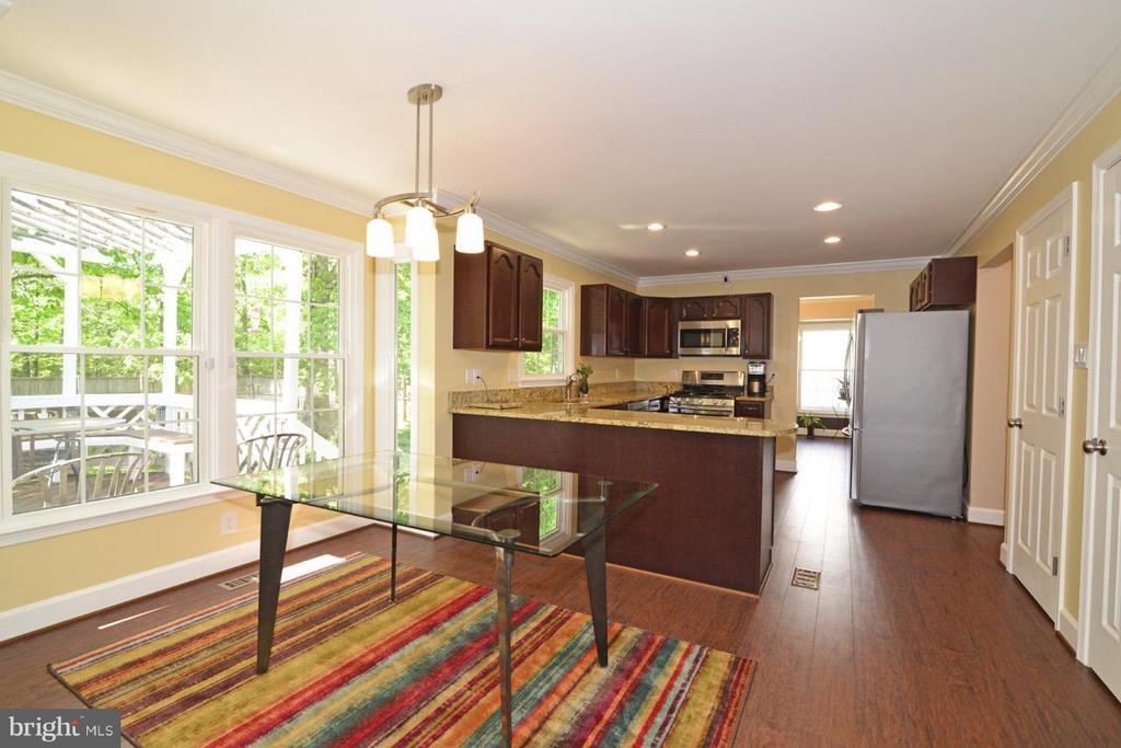 Breakfast Room/Kitchen - 14714 CALVARY PL, CENTREVILLE