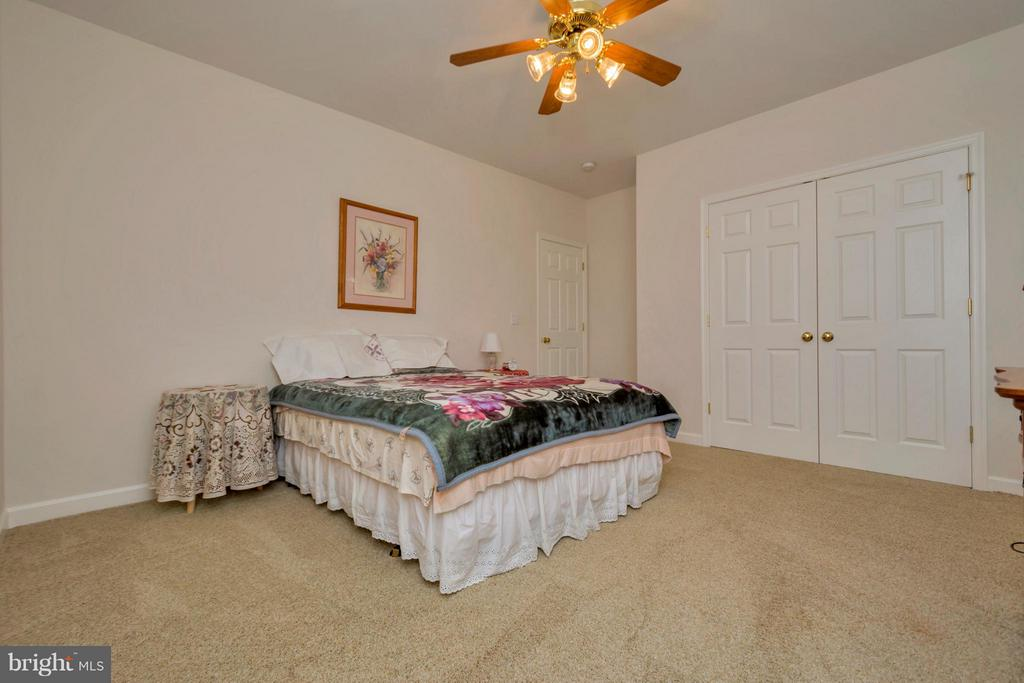 Bedroom in lower level - 1101 EASTOVER PKWY, LOCUST GROVE