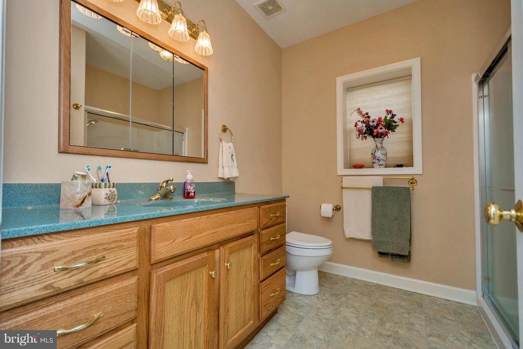 Full Bath lower level - 1101 EASTOVER PKWY, LOCUST GROVE