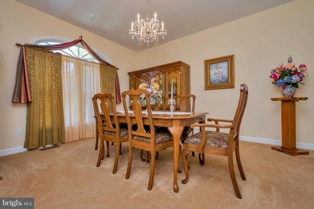 Dining Room - 1101 EASTOVER PKWY, LOCUST GROVE