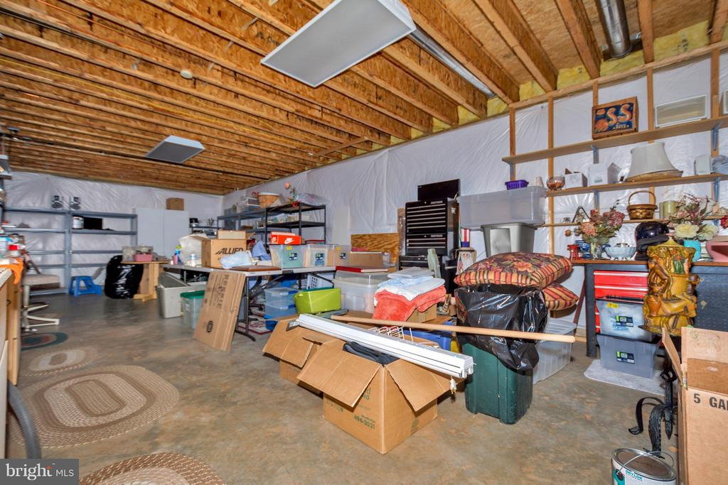 Wonderful storage area/workshop/craft room - 1101 EASTOVER PKWY, LOCUST GROVE