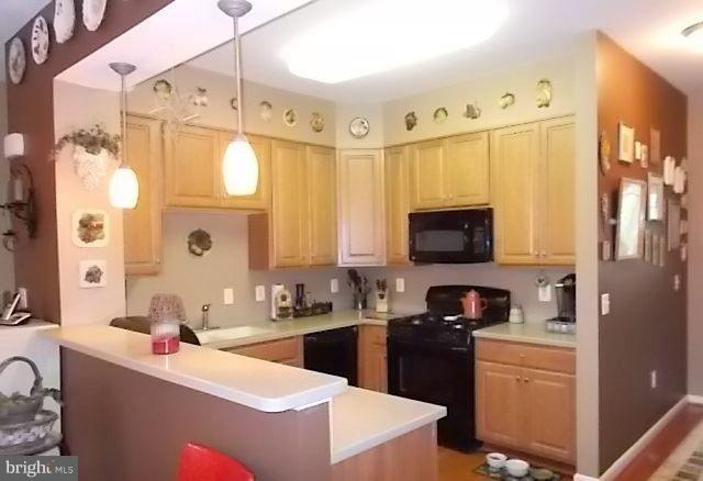 Kitchen - 13941 HOLLOW WIND WAY, WOODBRIDGE