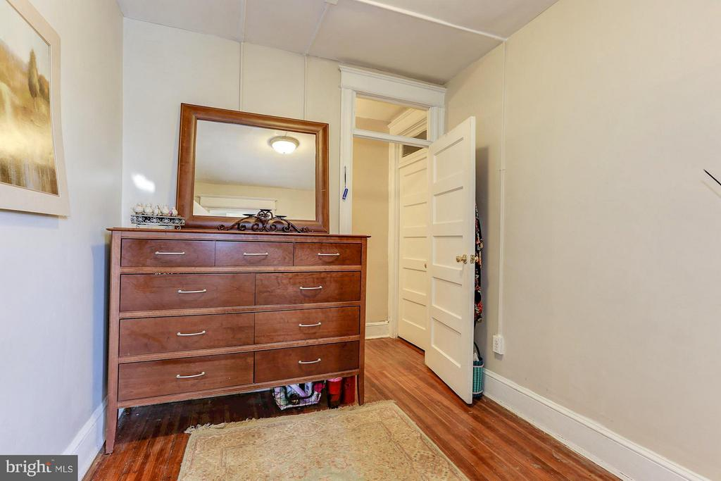 Four bedrooms upstairs - 1220 INGRAHAM ST NW, WASHINGTON