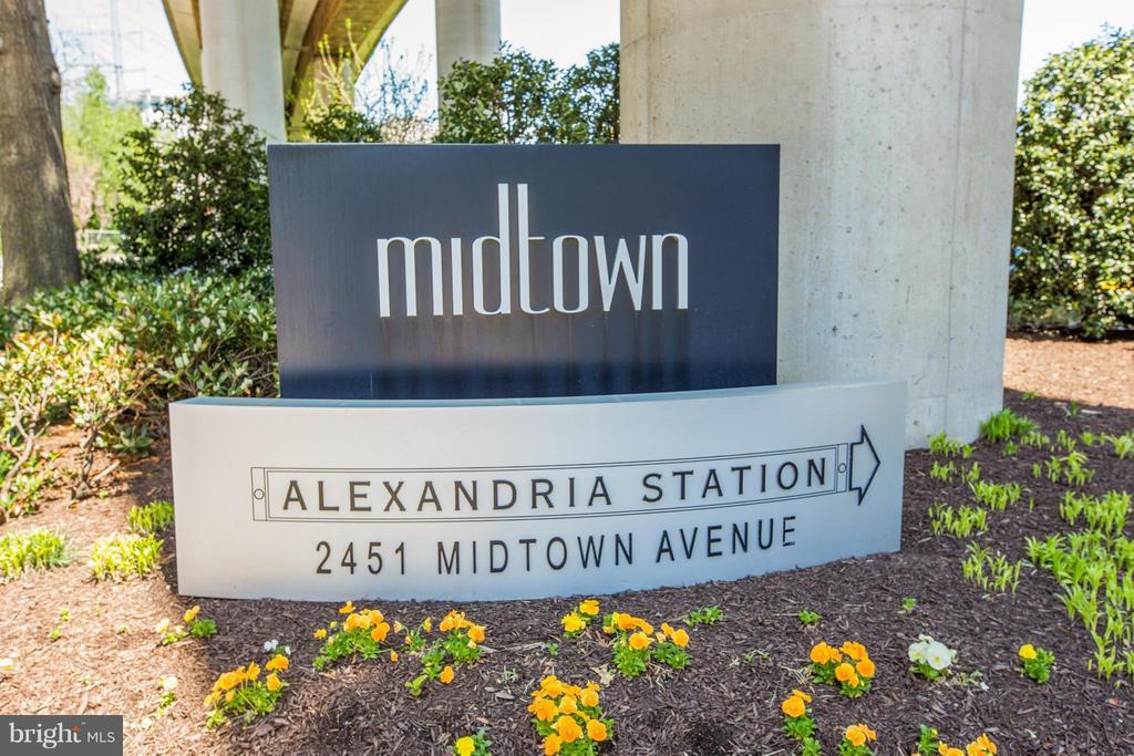 Community - 2451 MIDTOWN AVE #1522, ALEXANDRIA