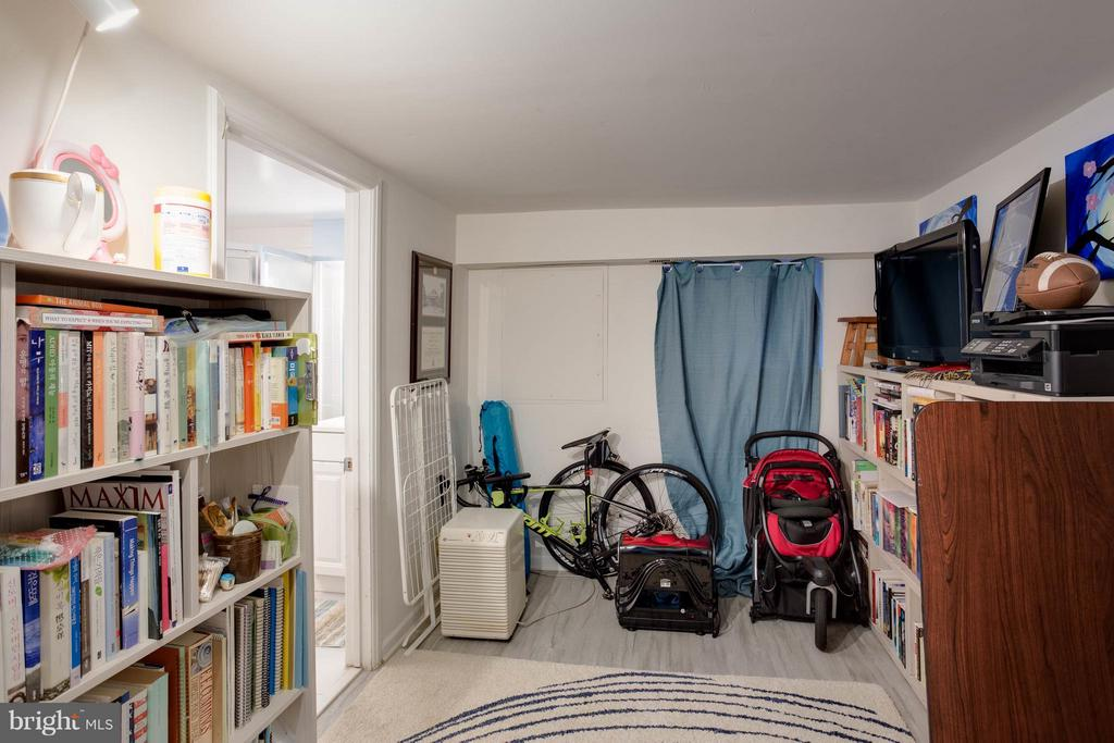 Great Den, Workout Room or Storage - 3304 WAKEFIELD ST #A, ARLINGTON