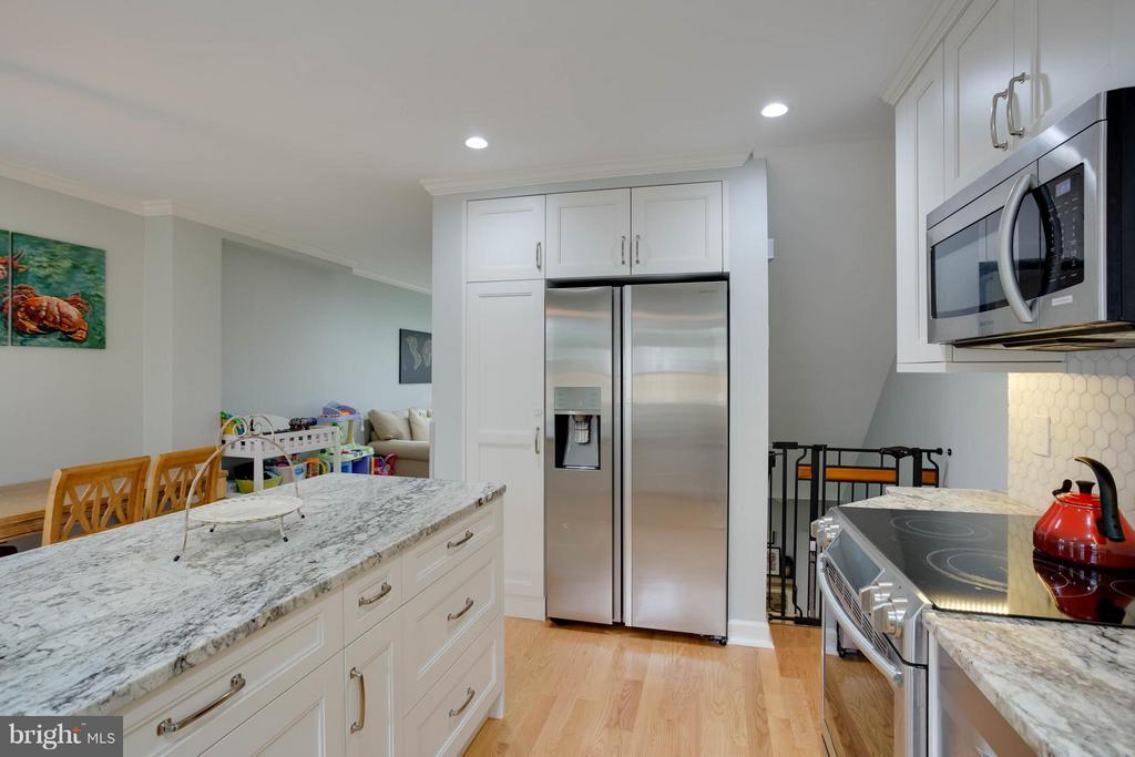 Kitchen - 3304 WAKEFIELD ST #A, ARLINGTON