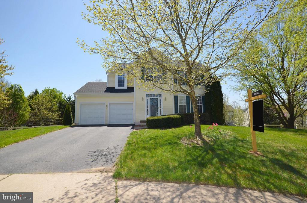 Culdesac with large fenced yard - 35791 CHAPEL HILL CT, ROUND HILL