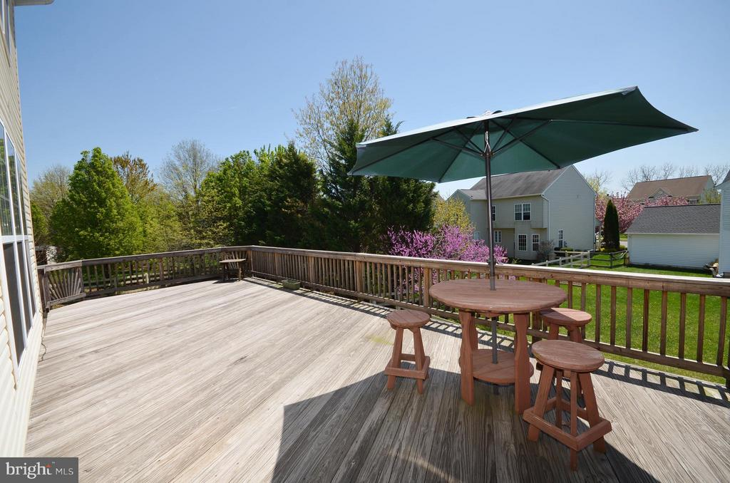 Large Deck with Lovely Views - 35791 CHAPEL HILL CT, ROUND HILL