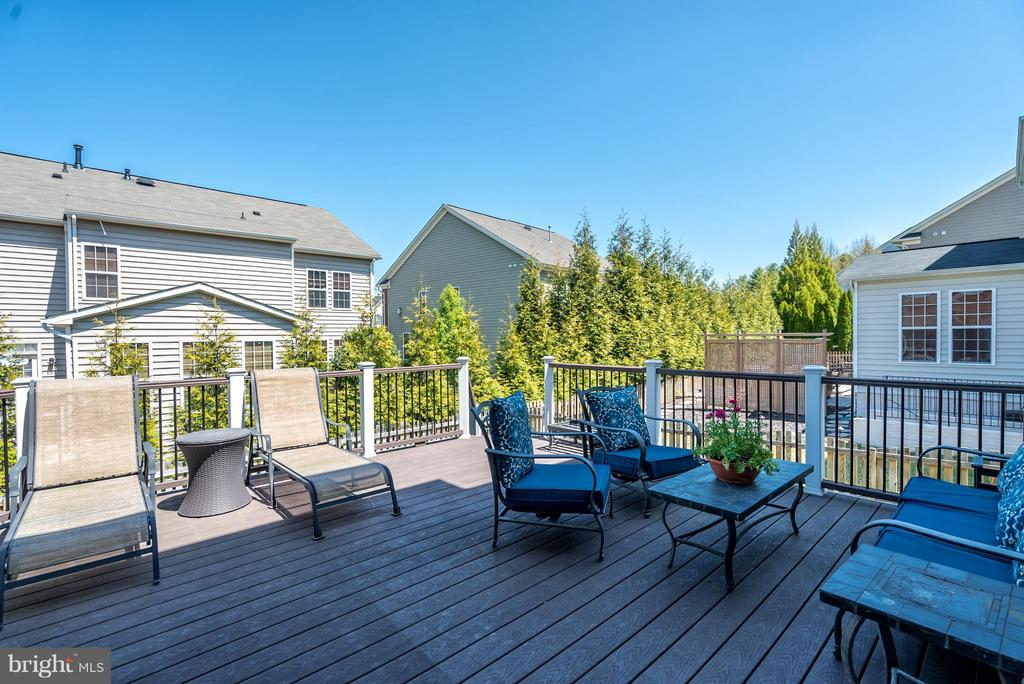 Large Composite Deck - 42970 TEALBRIAR PL, BROADLANDS