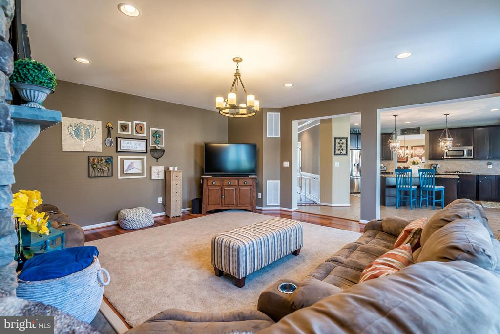 Family Room - 42970 TEALBRIAR PL, BROADLANDS