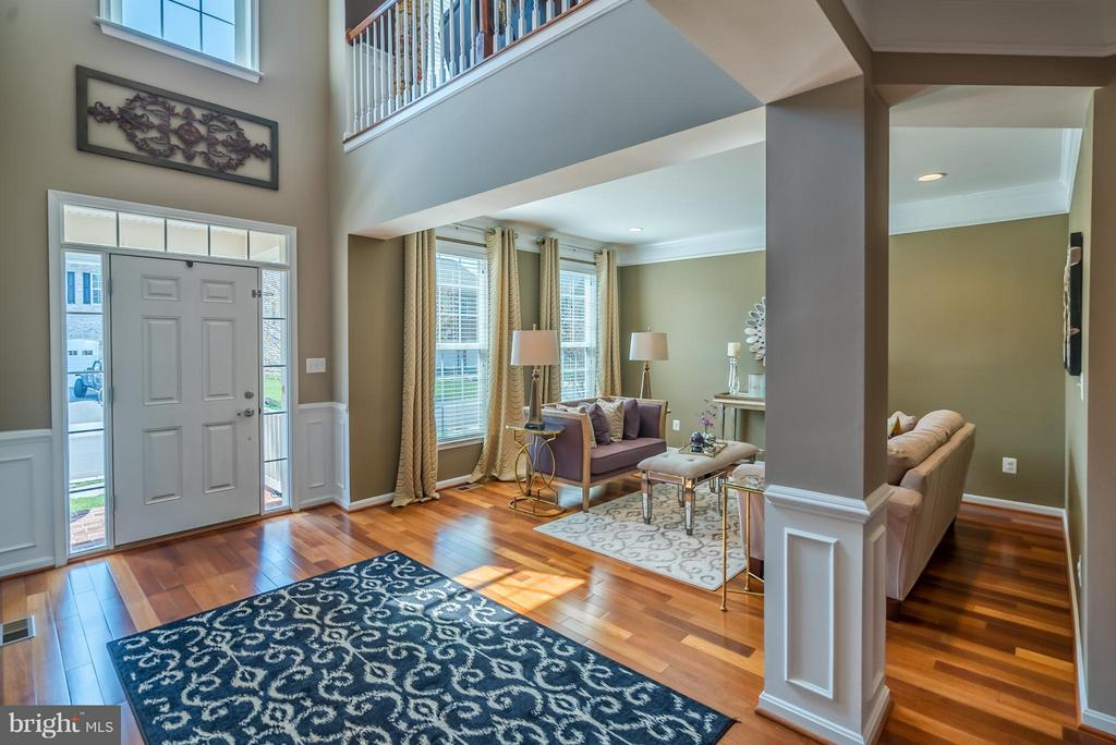 Foyer and Living Room - 42970 TEALBRIAR PL, BROADLANDS