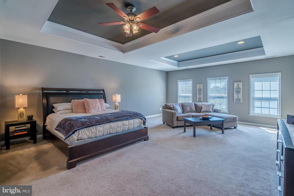 Master Bedroom with Sitting Room - 42970 TEALBRIAR PL, BROADLANDS