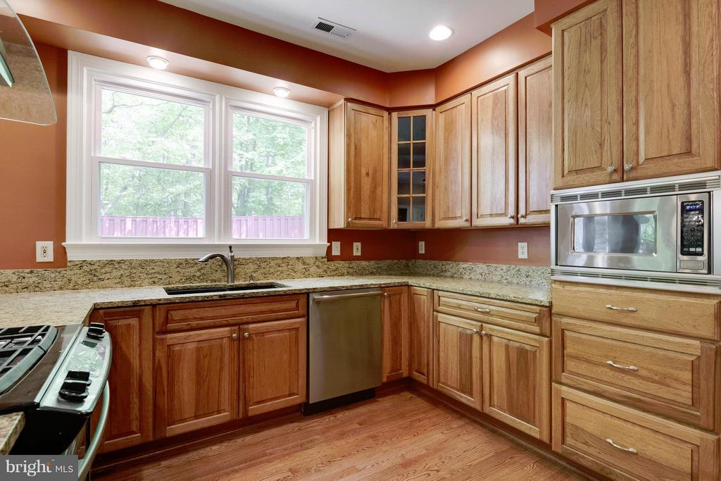 Kitchen - 4220 KERSEY CIR, DUMFRIES