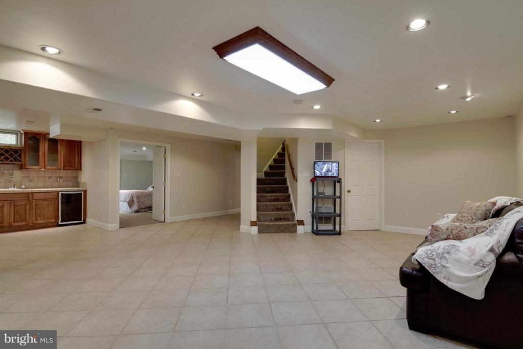 Basement Rec Room - 4220 KERSEY CIR, DUMFRIES