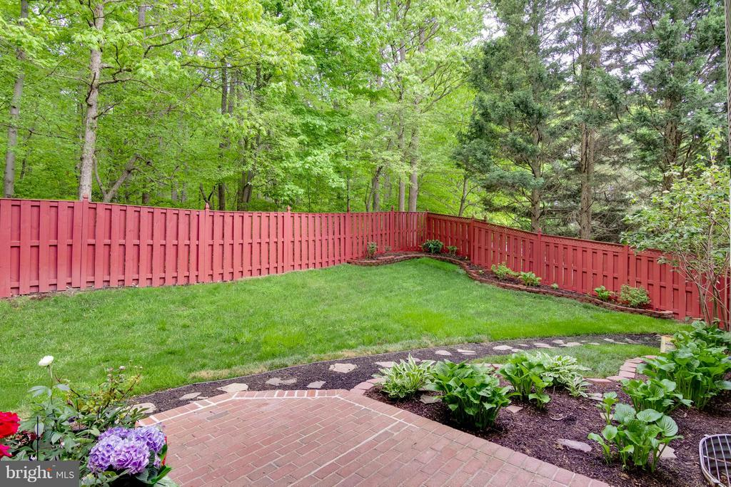 Fenced Backyard - 4220 KERSEY CIR, DUMFRIES