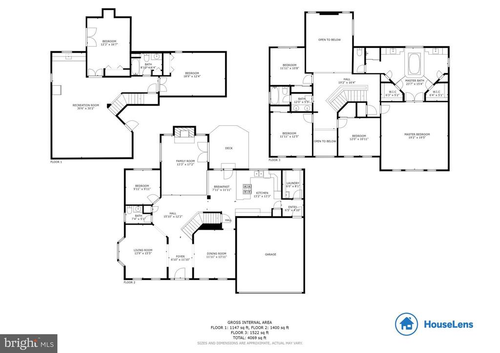 Floorplan - 4220 KERSEY CIR, DUMFRIES