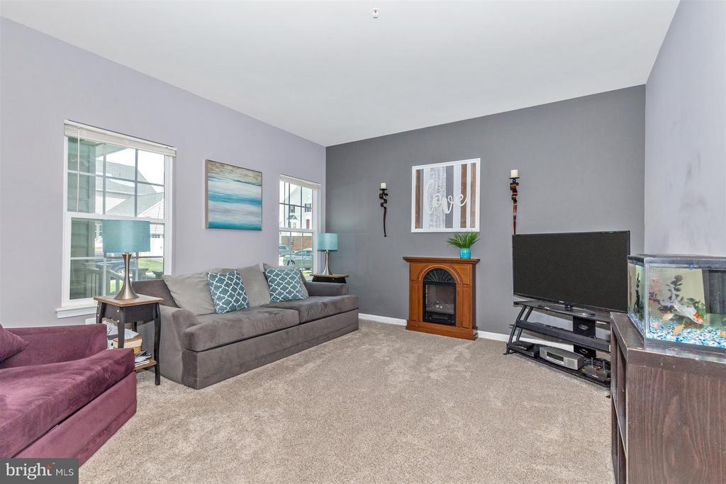 Beautiful paint colors - 5011 SMALL GAINS WAY, FREDERICK