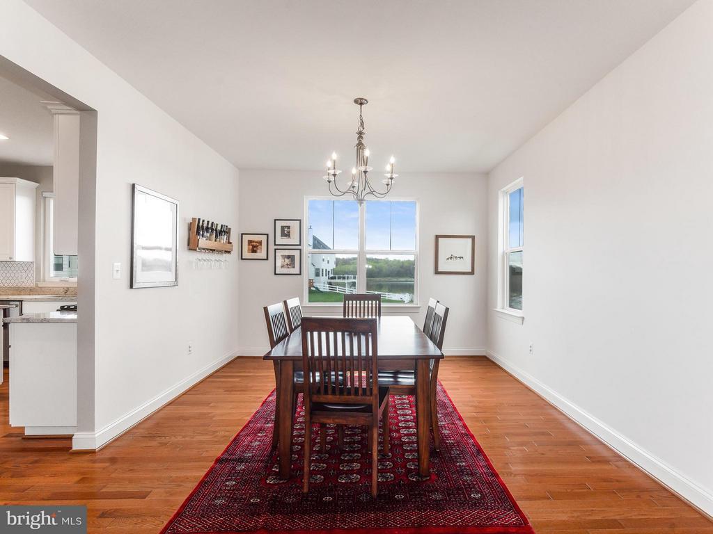 Dining Room - 35943 SHREWSBURY CT, ROUND HILL