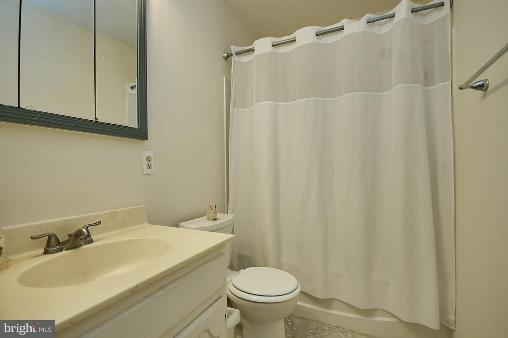 Hall Bath - 10882 OAK GREEN CT, BURKE