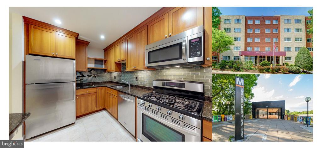 Beat the Rent Race*Live in the HEART of the City! - 200 MAPLE AVE #604, FALLS CHURCH
