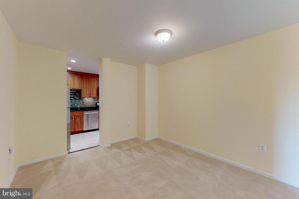 Separate Dining Room - 200 MAPLE AVE #604, FALLS CHURCH