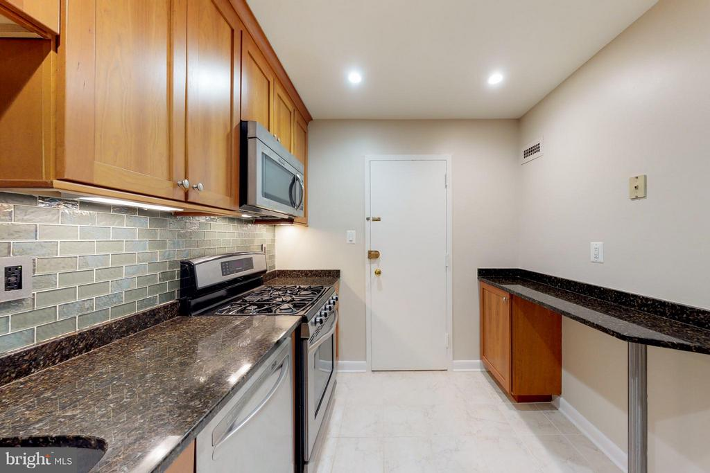 Second Entry to Unit in Background - 200 MAPLE AVE #604, FALLS CHURCH