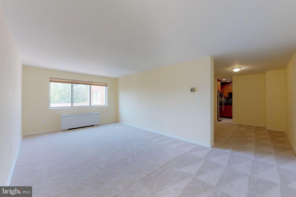 Professionally Cleaned Carpet*Big Window=LIGHT! - 200 MAPLE AVE #604, FALLS CHURCH
