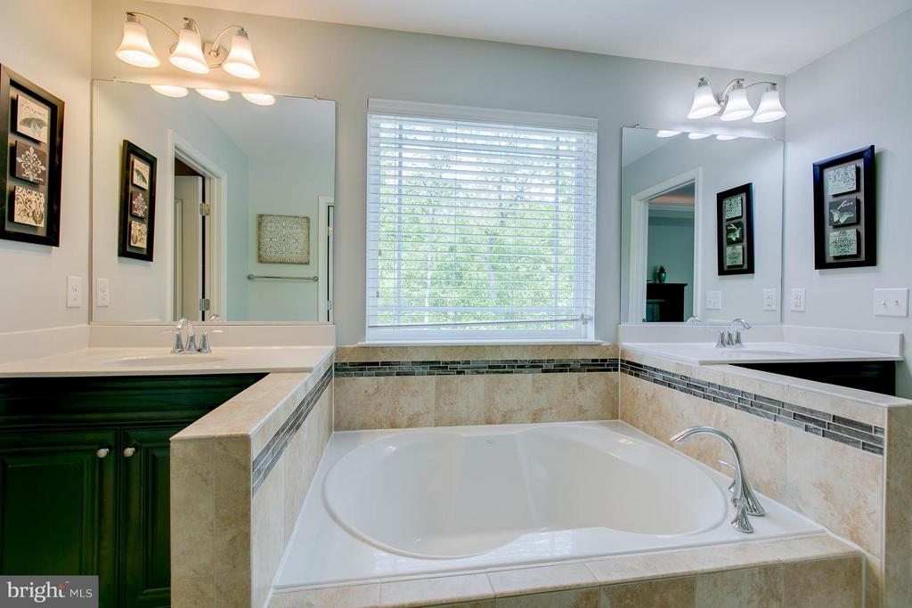 Luxury Soaker Tub w/View - 73 WAGONEERS LN, STAFFORD