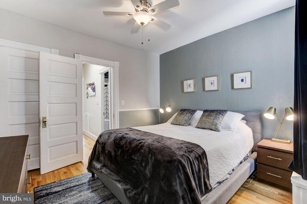 Bedroom (Master) - 1544 D ST SE, WASHINGTON