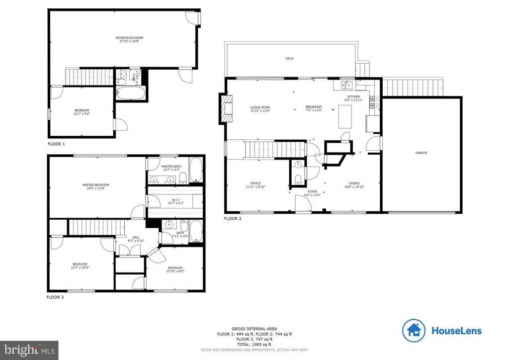 Interior (General) - 14951 SLIPPERY ELM CT, WOODBRIDGE