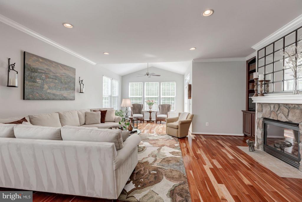 Living Room - 17235 FOUR SEASONS DR, DUMFRIES