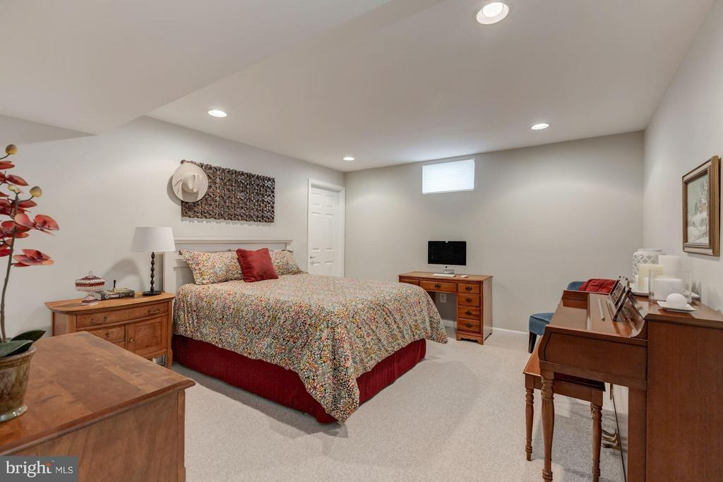 Additional lower level room - 17235 FOUR SEASONS DR, DUMFRIES