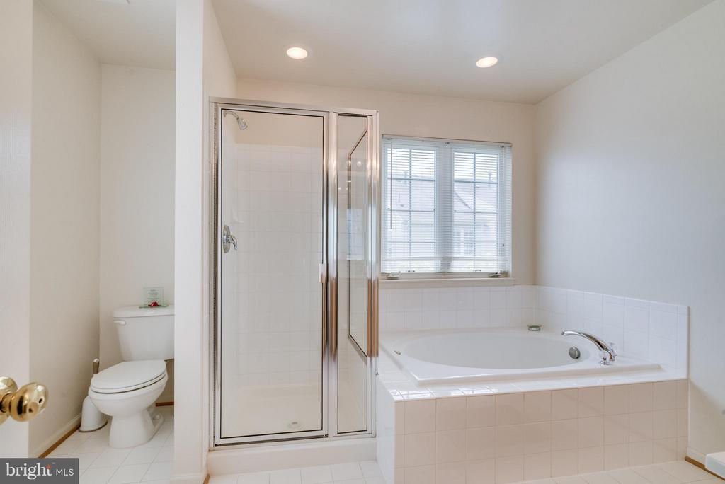 Bath (Master) - 4709 LAURIEFROST CT, ALEXANDRIA