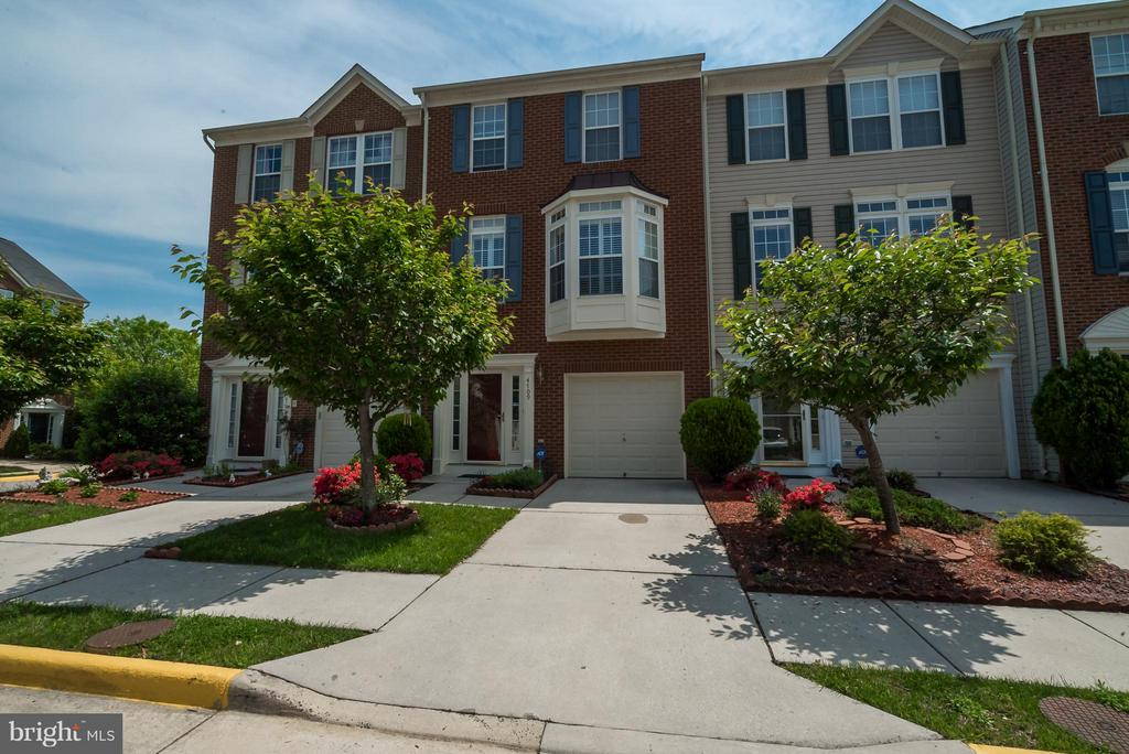Beautiful Brick Townhome - 4709 LAURIEFROST CT, ALEXANDRIA